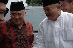 Kedatangan Gubernur SUMSEL dan Ketua Umum PP Muhammadiyah
