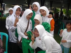 Ada lagi Mahasiswi FKIP B.inggris '08 UNISKI